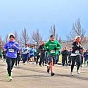 041 Shamrock Run Series Poster
