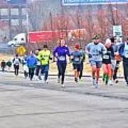 014 Shamrock Run Series Poster