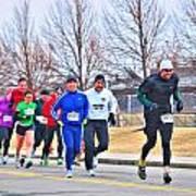 015 Shamrock Run Series Poster