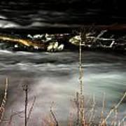 03 Niagara Falls Usa Rapids Series Poster