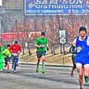 04 Shamrock Run Series Poster