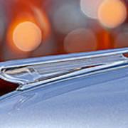 1938 Chevrolet Hood Ornament Poster