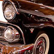 1955 Ford Fairlane Crown Victoria 2-door Hardtop Poster