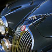 1961 Jaguar Mk II 3.8 Litre Automatic Poster