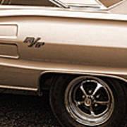 1967 Dodge Coronet Rt Poster