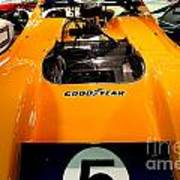 1972 Mclaren M20 Can-am Race Car Poster by Wingsdomain Art and Photography