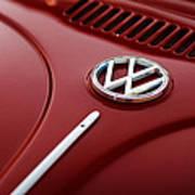 1973 Volkswagen Beetle Poster