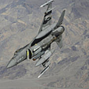 A U.s. Air Force F-16 Fighting Falcon Poster