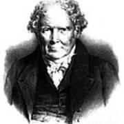 Alexander Monro IIi, Scottish Anatomist Poster