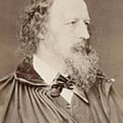Alfred Tennyson Poster