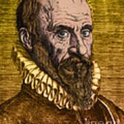 Ambroise Par�, French Surgeon Poster