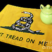 American Tea Party Poster
