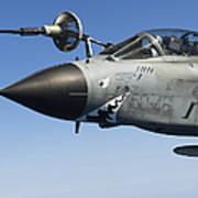 An Italian Air Force Tornado Ids Poster by Gert Kromhout