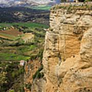 Andalusia Landscape Poster by Artur Bogacki