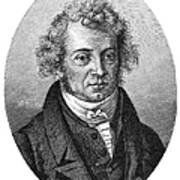 Andre Marie Ampere Poster
