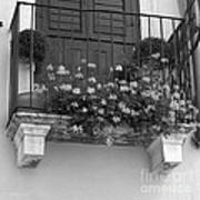 Artisan's Balcony Poster by Gordon Wood