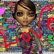 Baby Maya Poster