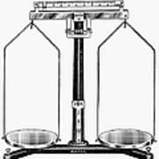 Balance, 20th Century Poster