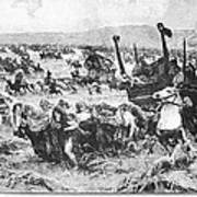 Balkan Insurgency, 1876 Poster