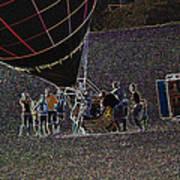 Balloon Dreamscape  7 Poster