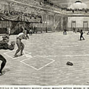Baseball: Brooklyn, 1890 Poster