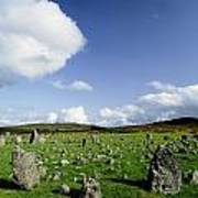 Beaghmore Stone Circles, Co. Tyrone Poster