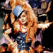 Blonde Venus, Marlene Dietrich, 1932 Poster