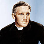 Boys Town, Spencer Tracy, 1938 Poster by Everett