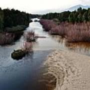 Breede River Poster