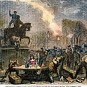 Bristol: Reform Riot, 1831 Poster