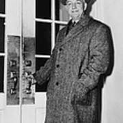 Byron Price 1891-1981 Director Of Poster