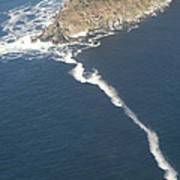 Cape Point, The Dividing Point Poster