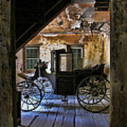 Carriage House Poster