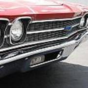 Cherry Chevelle Poster