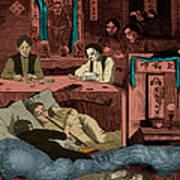 Chinatown Opium Den Poster