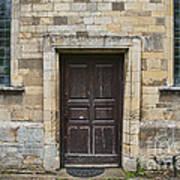 Church Doors Poster