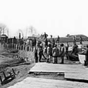 Civil War: Bull Run, 1862 Poster