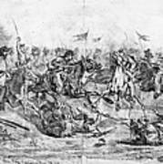 Civil War: Cavalry Charge Poster