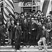 Civil War: War Department Poster