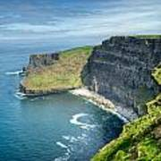 Cliff Of Moher 31 Poster