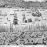 Constantinople, 1713 Poster
