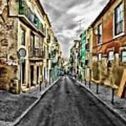 Cores De Lisboa - Lisbon Colors Poster