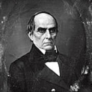 Daniel Webster Poster by Photo Researchers