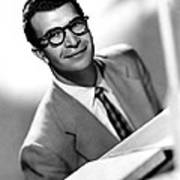 Dave Brubeck, 1950s Poster
