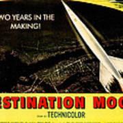 Destination Moon, 1950 Poster by Everett