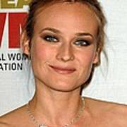 Diane Kruger At Arrivals For The Poster
