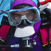 Diver Communication System Poster