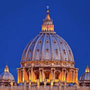 Dome San Pietro Poster