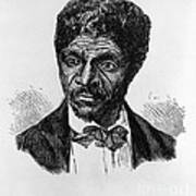 Dred Scott, African-american Hero Poster by Photo Researchers