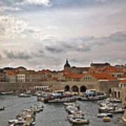 Dubrovnik View 5 Poster